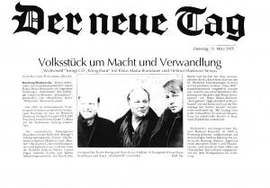 Brandauer Wolfsmehl Bild Neuer Tag KÖNIGSHAUT