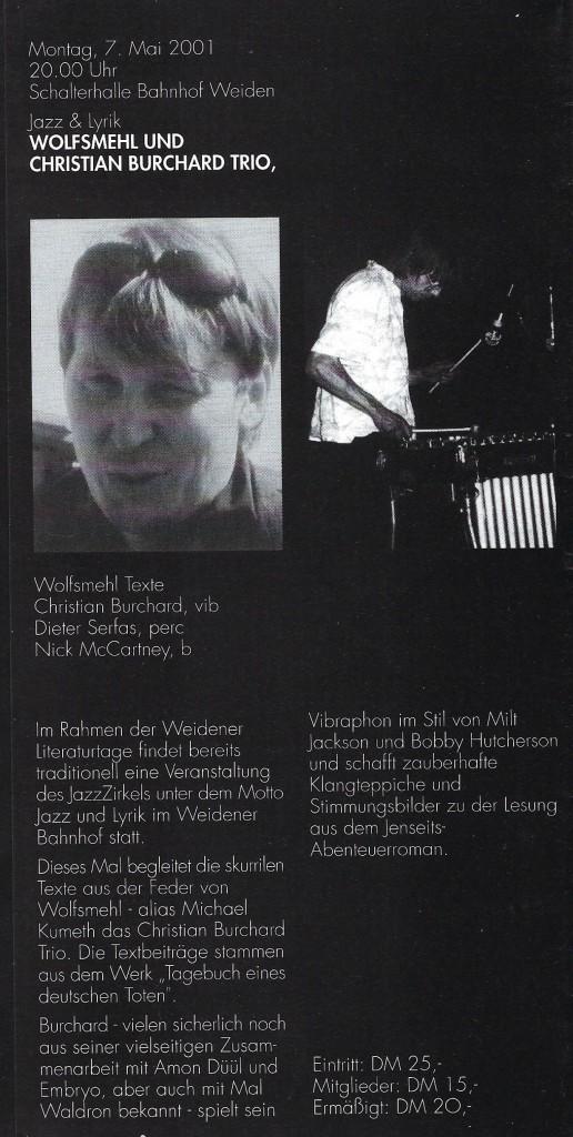 Christion Burchhard Trio