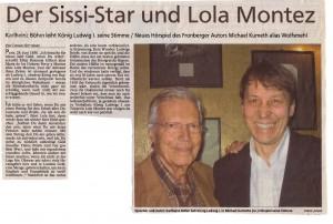 Sissi-Star Böhm LOLA!!