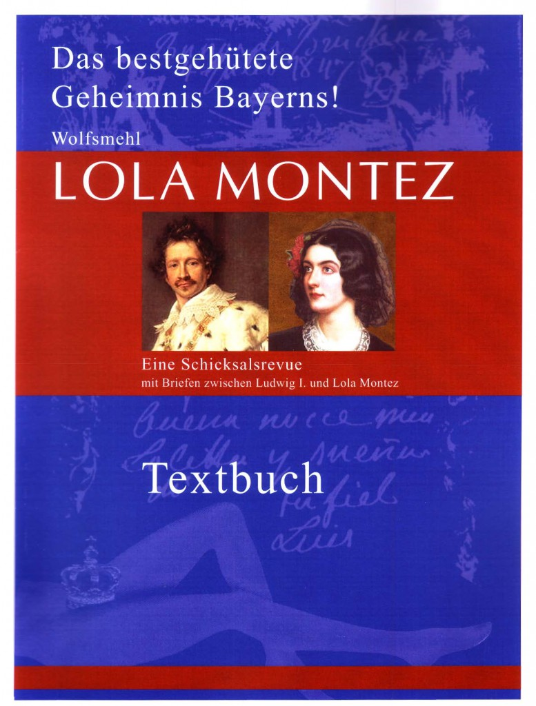 Textbuch - Theate Lola